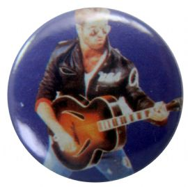 George Michael - 'Faith Tour' Button Badge